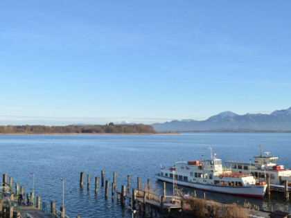 Photo: City Prien am Chiemsee, Bavaria