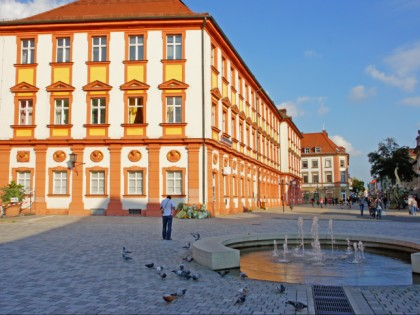 Photo: City Bayreuth, Bavaria