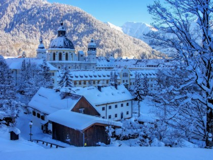 Photo: City Ettal, Bavaria