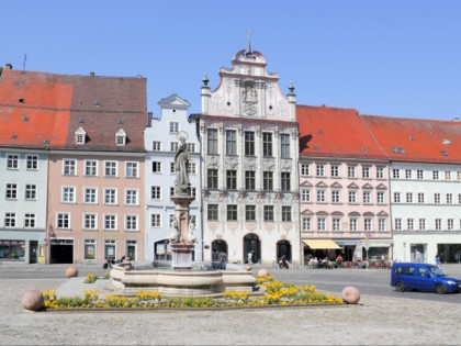 Photo: City Landsberg am Lech, Bavaria
