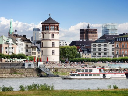 Photo: City Duesseldorf, North Rhine-Westphalia