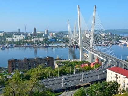 Photo: City Vladivostok