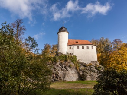 Photo: other places, castles, fortresses and palaces, Castle of Rabenstein , Saxony