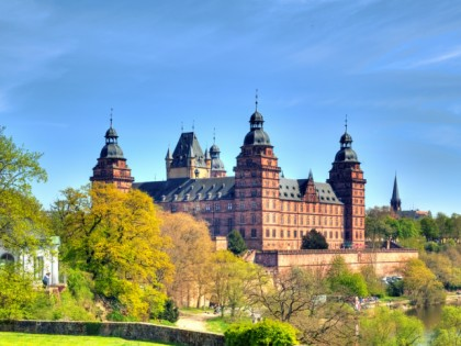 Photo: museums and exhibitions, castles, fortresses and palaces, Johannisburg Castle , Bavaria