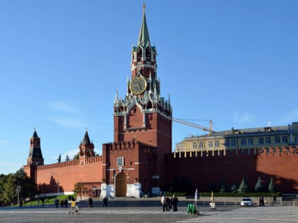 Photo: castles, fortresses and palaces, architectural monuments, Red Square, Moscow