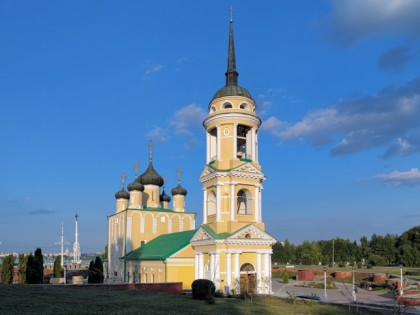 Photo: architectural monuments, other places, temples and places of worship, cathedrals and churches, Admiralty Church of the Assumption, Voronezh