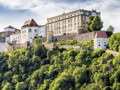 Photo: museums and exhibitions, castles, fortresses and palaces, Fortress of Veste Oberhaus , Bavaria
