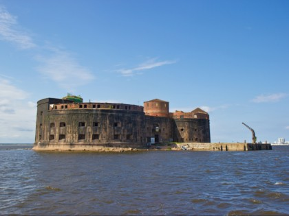 Photo: castles, fortresses and palaces, other places, Kronstadt, Saint Petersburg
