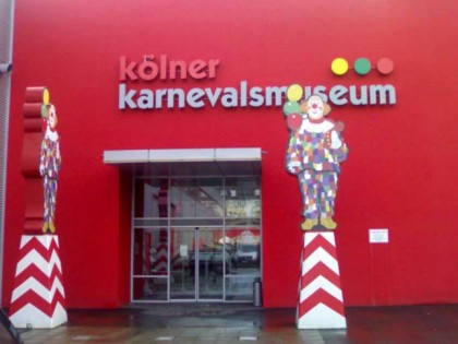 Photo: museums and exhibitions, Carnival Museum , North Rhine-Westphalia