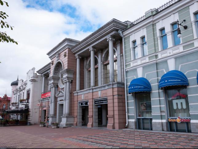 торговая улица хабаровск фото говорила мне