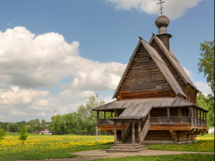 Photo: architectural monuments, other places, Suzdal Kremlin, Suzdal
