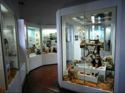 Photo: museums and exhibitions, The Toy Museum, Bavaria