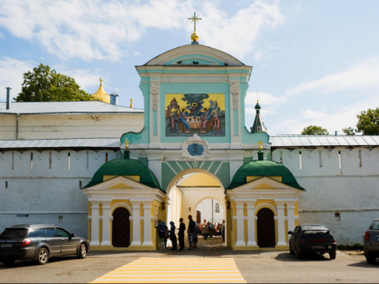 Photo: architectural monuments, other places, temples and places of worship, abbeys and monasteries, Ipatievsky Monastery, Kostroma
