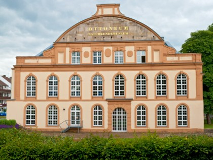 Photo: museums and exhibitions, Ottoneum, Hesse