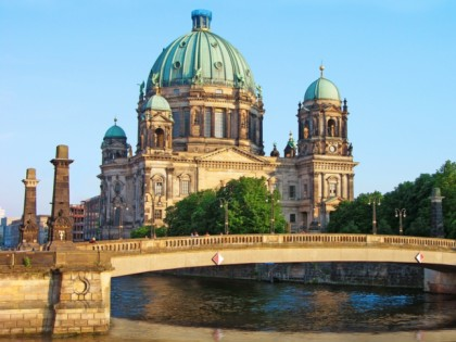 Photo: architectural monuments, Berlin Cathedral, Berlin
