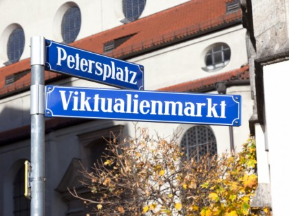 Photo: other places, Viktualienmarkt , Bavaria