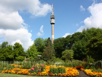 Photo: parks and recreation, other places, Telecommunication tower Florianturm, North Rhine-Westphalia