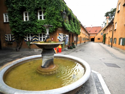 Photo: other places, museums and exhibitions, Fuggerei , Bavaria