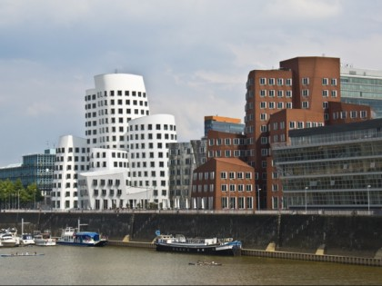 Photo: other places, The new custom house , North Rhine-Westphalia