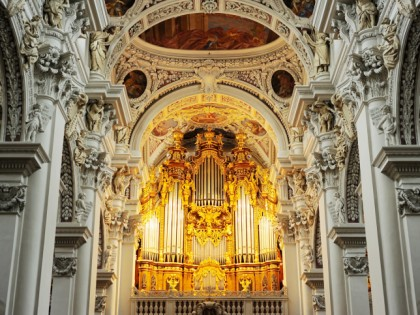 Photo: architectural monuments, St. Steven's Cathedral , Bavaria