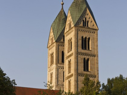 Photo: architectural monuments, St. Peter's Protestant Church , Bavaria