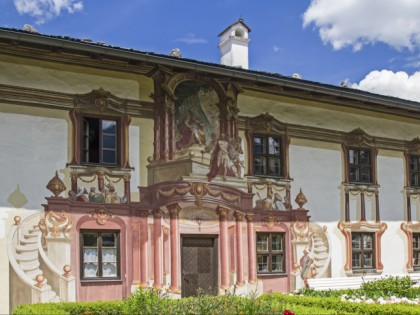 Photo: museums and exhibitions, architectural monuments, other places, Pilatus House , Bavaria