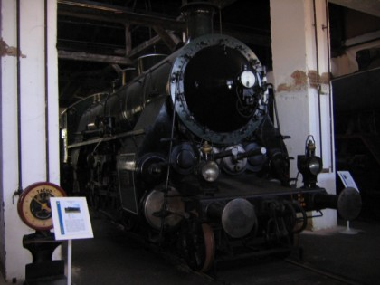 Photo: museums and exhibitions, Bavarian Railway Museum , Bavaria