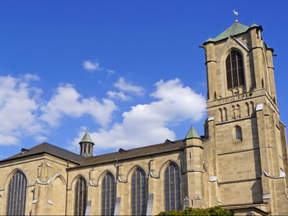 Photo: architectural monuments, Virgin Mary Church , North Rhine-Westphalia