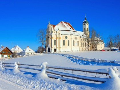 Photo: architectural monuments, Pilgrimage Church , Bavaria
