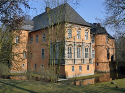 Photo: castles, fortresses and palaces, Rheydt Castle , North Rhine-Westphalia