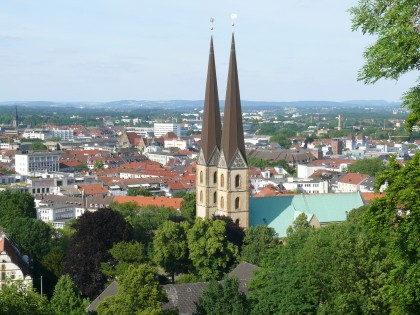 Photo: architectural monuments, St. Mary Church, North Rhine-Westphalia