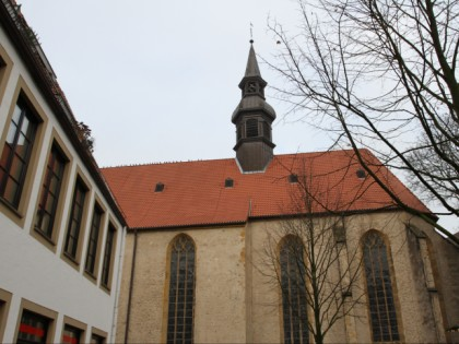 Photo: architectural monuments, St. Jodokus Church , North Rhine-Westphalia