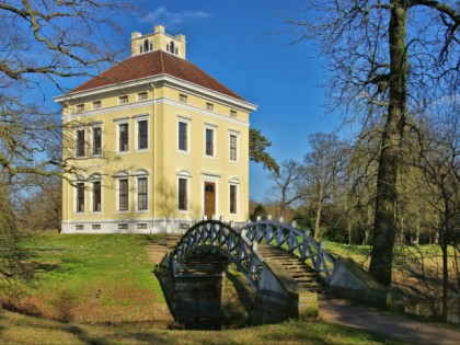 Photo: castles, fortresses and palaces, parks and recreation, Luisium Palace and Park, Saxony-Anhalt