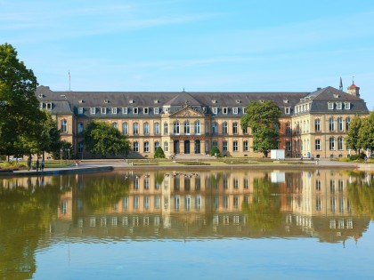 Photo: castles, fortresses and palaces, New Palace , Baden-Wuerttemberg