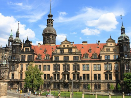 Photo: castles, fortresses and palaces, Royal residential palace , Saxony
