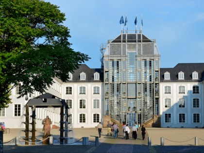 Photo: castles, fortresses and palaces, museums and exhibitions, Saarbruecken Castle, Saar