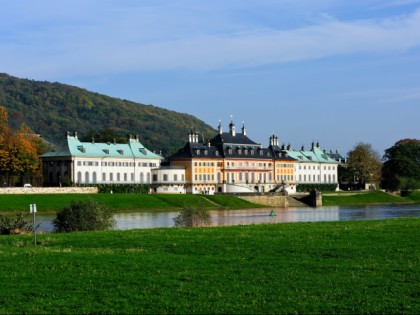 Photo: castles, fortresses and palaces, museums and exhibitions, parks and recreation, Pillnitz Palace, Saxony