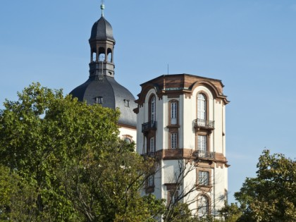 Photo: architectural monuments, Jesuit Church, Baden-Wuerttemberg